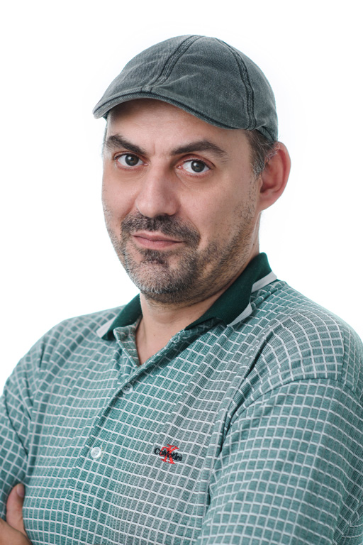 picture of team member - Kresimir Djakovic - Data Processing Director