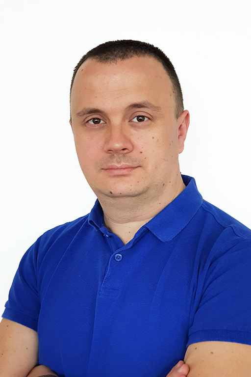 picture of team member - Milan Milanović - DP Executive