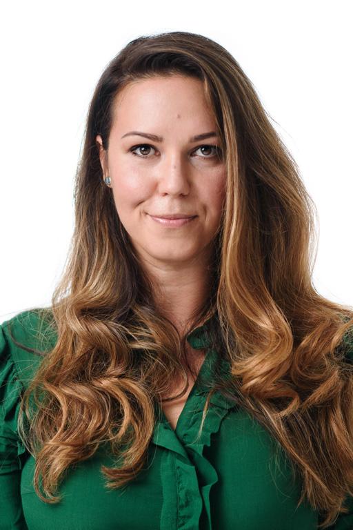 picture of team member - Natasa Ljepojevic - Fieldwork Director
