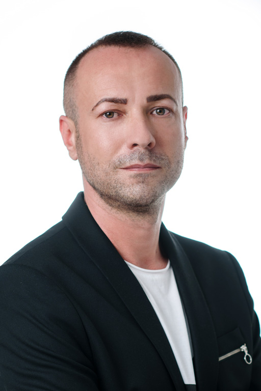 picture of team member - Vladimir Lukic - Data Collection Executive