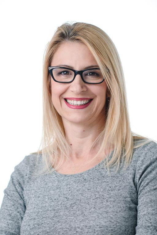 picture of team member - Zorana Jankovic - Data Processing Executive